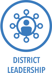 district leadership icon
