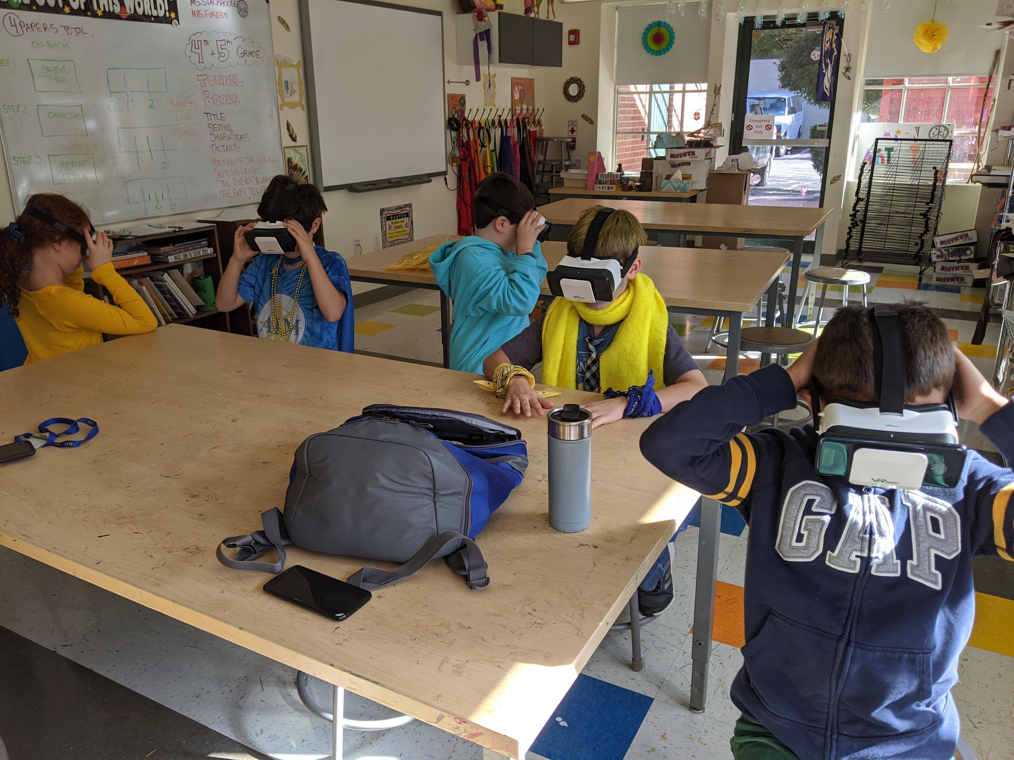 Building Literacy Through Immersive Classrooms Future Ready Developing future ready classroom with