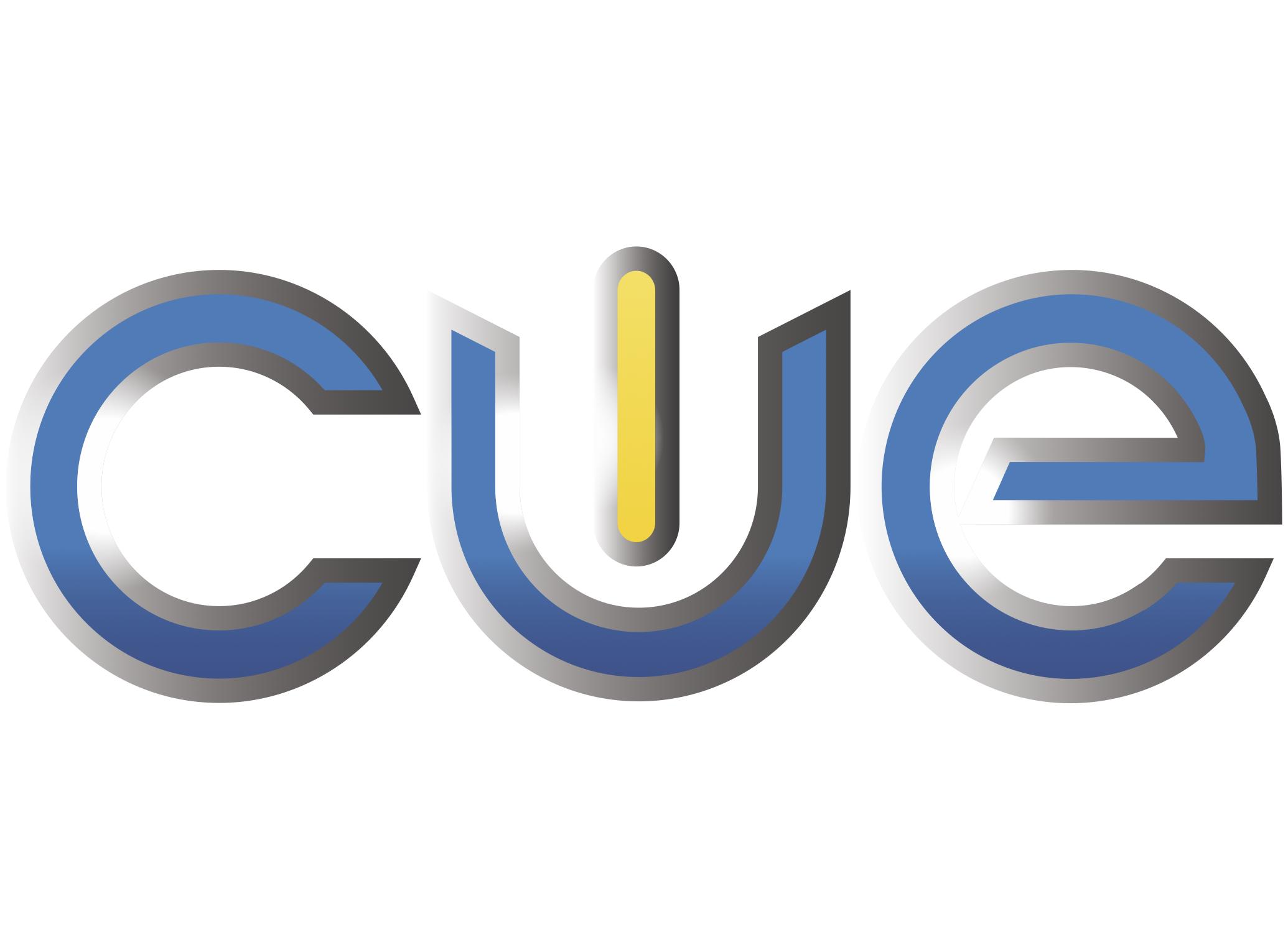 CUE logo variation 2
