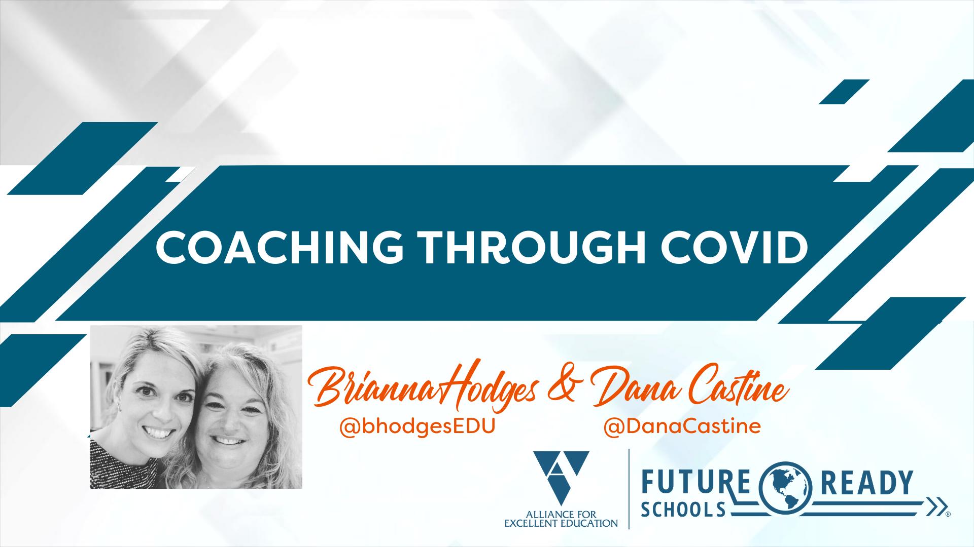 #FutureReadyCoach Coaching Through Covid