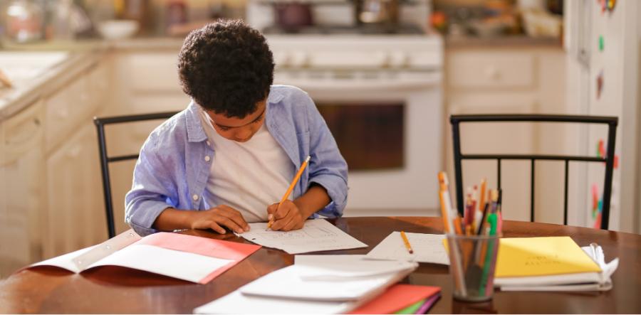 Homework Gap - email header